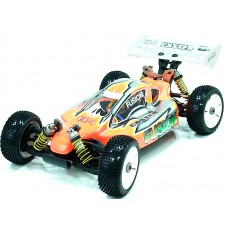 EX-1.5 RTR  Caster Racing 1/8th Brushless Fusion E Buggy RTR  (Special Order 2-3 weeks)