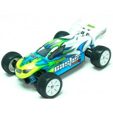 F18RTR 01T  Caster Racing Mini 18th Brushless RTR Truggy (Special Order 2-3 weeks)