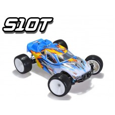 S10TRTR002 Caster Racing 1/10 Off Road Truggy 4WD Brushless RTR  (Special Order 2-3 weeks)