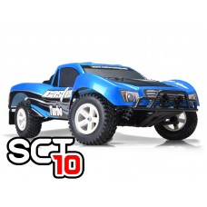 SCT10RTR Caster Racing Off Road Short Course Truck 4WD Brushless RTR (Special Order 2-3 weeks)