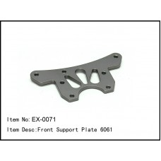 EX-0071  Front Support Plate 6061