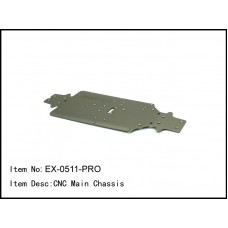 EX-0511-PRO  CNC Main Chassis