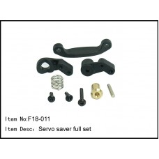 F18-011  Servo saver full set