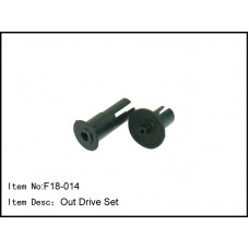 F18-014 Differential Out Drive Set