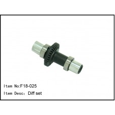 F18-025 Complete Differential set