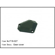F18-027  Gear cover RTR