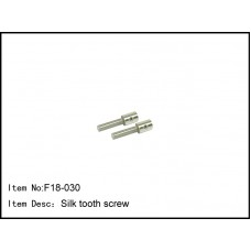 F18-030  Silk tooth screw