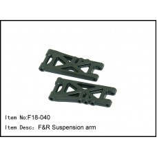 F18-040  Front and Rear Suspension arm