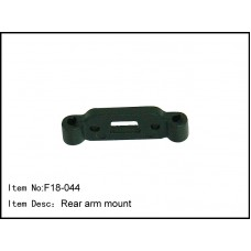 F18-044  Rear arm mount RTR