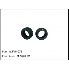F18-076  Mini pin tire