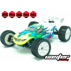 F8T-1.5 RTR  Caster Fusion 1/8th EP Truggy RTR w/o battery (Special Order 2-3 weeks)