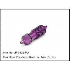 JR-0129-PU  Pressure Stabilize Tube Purple