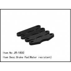 JR-1800  Brake Pad(Water resistant)