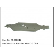 K8-0068-B   K8 Standard Chassis, RTR