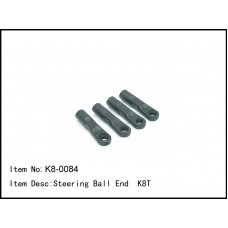 K8-0084  Steering Ball End  K8T