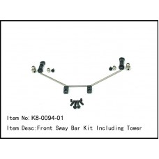 K8-0094-01  Front Sway Bar Kit Including Tower