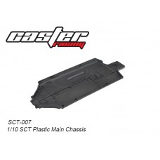 SCT-0071/10 SCT Plastic Main Chassis