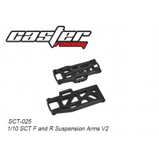 SCT-0251/10 SCT F and R Suspension Arms V2