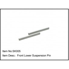 SK005  Front Lower Suspension  Pin