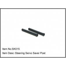 SK015  Steering Servo Saver Post