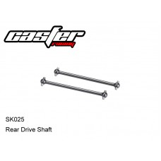 SK025  Rear Drive Shaft Set for RTR