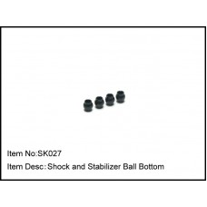 SK027  Shock and Stabilizer Ball Bottom