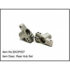 SKOP007  Rear Hub Set