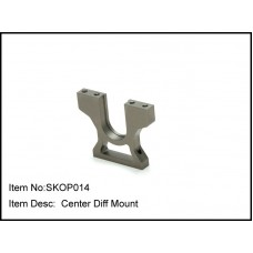 SKOP014   Center Diff Mount