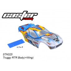 STK025	Truggy RTR Body(+Wing)