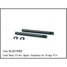 ZX-0065  Front Upper Suspension Hinge Pin