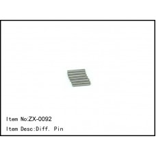 ZX-0092  Diff. Pin