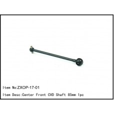 ZXOP-17-01  Center Front CVD Shaft 85mm 1pc